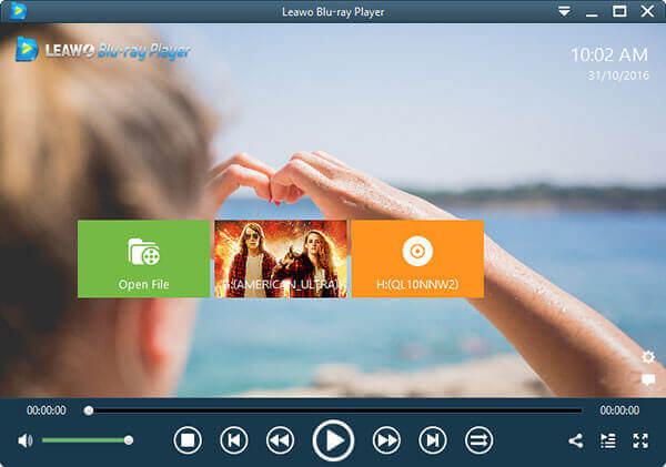 Leawo Free Blu-ray Player