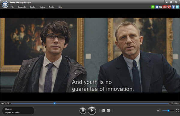 media player  for windows 7 blue ray