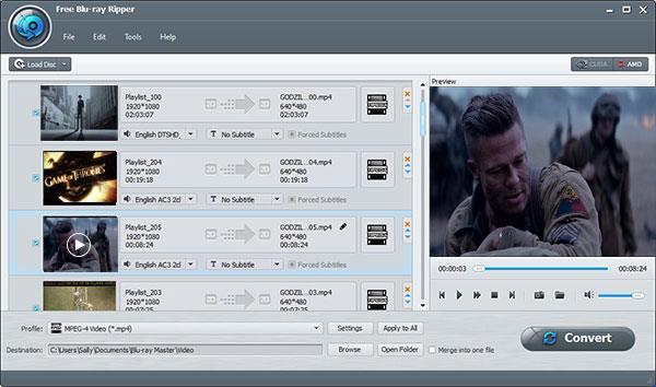 Charger Fury Blu-ray