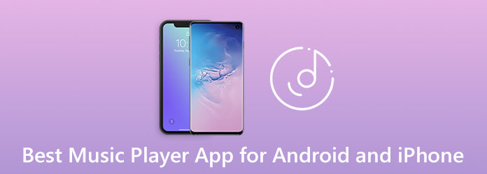 Meilleure application de lecteur de musique pour Android ou iPhone