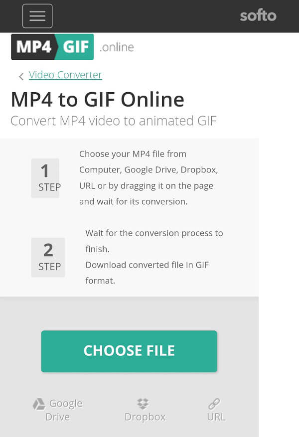 MP4 to GIF Online