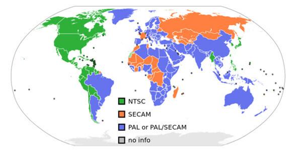 PAL NTSC