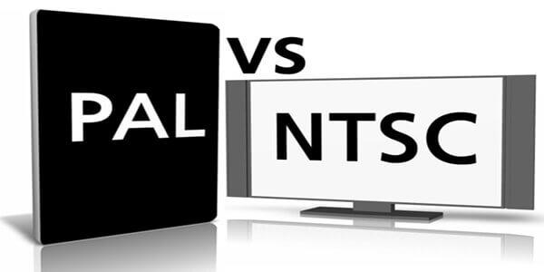PAL против NTSC
