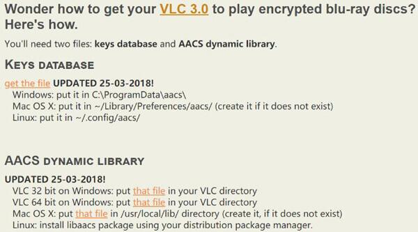 База данных ключей