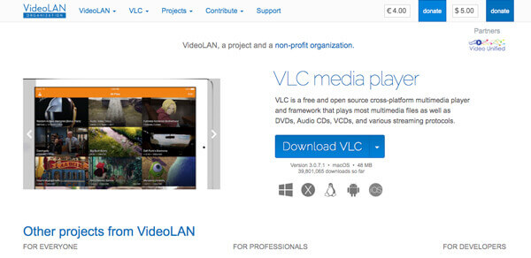 VLC Blu-ray Player – How to Play Blu-ray Movies on Win and Mac