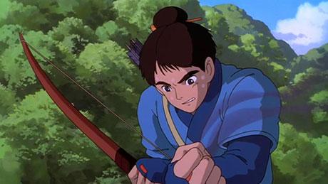 Blu-ray princesse Mononoke