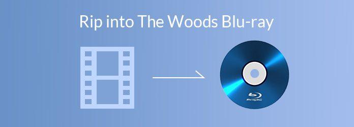 Rip в лесу Blu-Ray