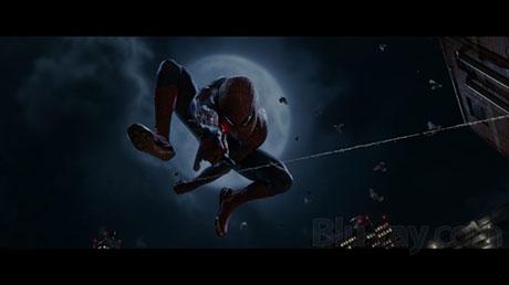 Blu-ray 4K de Spider Man