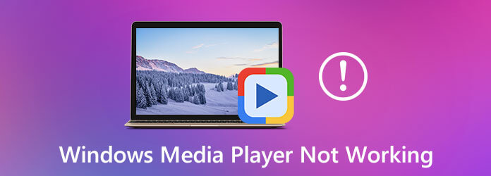 Windows Media Player ne fonctionne pas