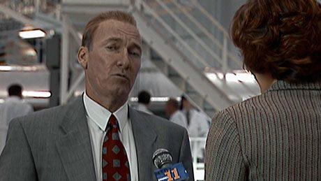X Files Blu-ray
