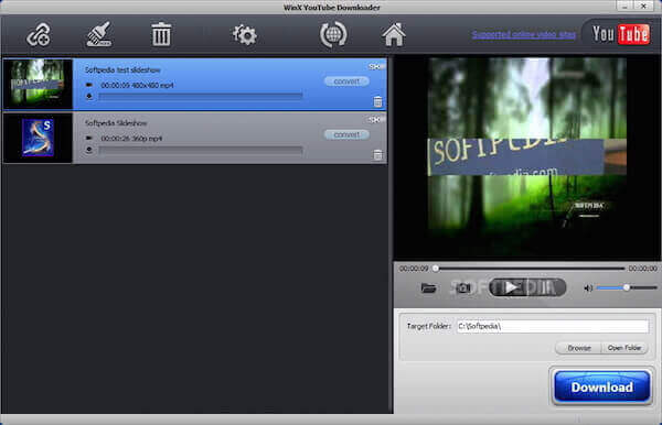 winx youtube downloader