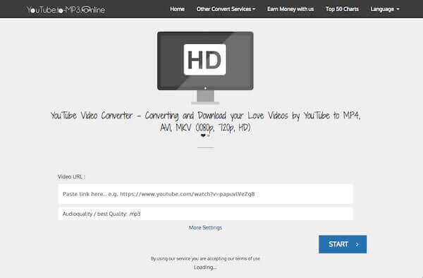 YouTube видео конвертер