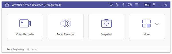 Sélectionnez un enregistreur vidéo