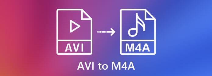 AVI для M4A