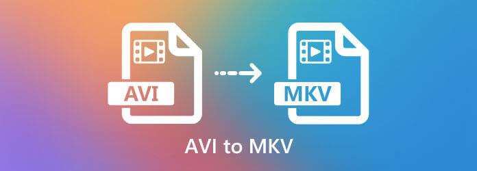 AVI в MKV
