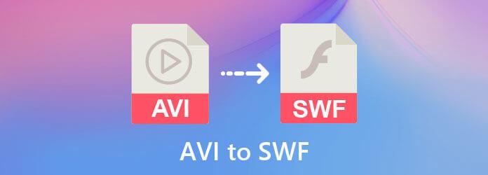 AVI в SWF
