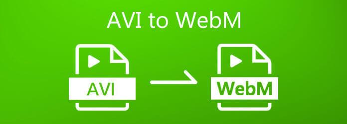AVI в WebM