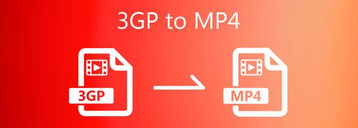 3GP в MP4