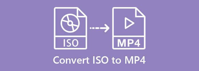 Convertir ISO en MP4