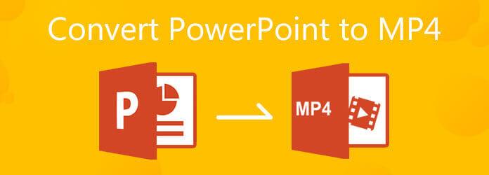 Конвертировать PowerPoint в MP4