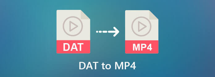 DAT to MP4