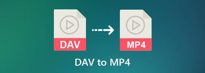 DAV в MP4