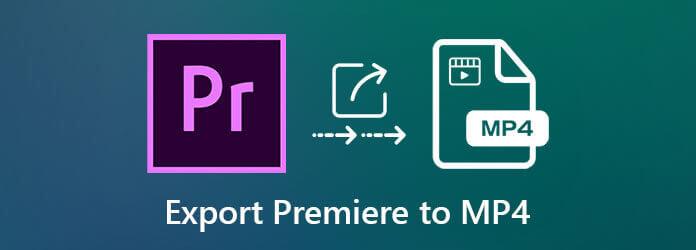 Экспорт Premiere в MP4