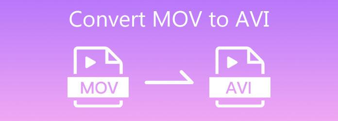 MOV to AVI