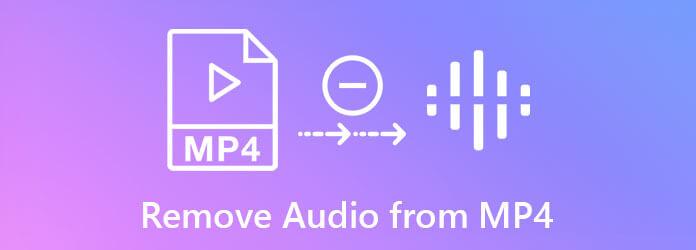 Supprimer l'audio de MP4