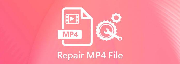 Réparer le fichier MP4