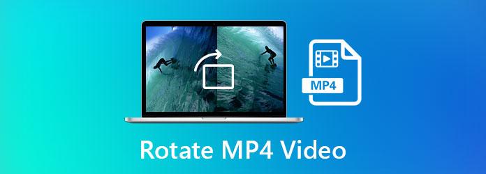 Повернуть MP4 видео