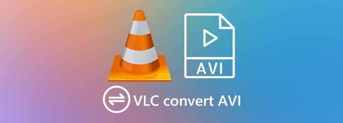 VLC Convertir AVI