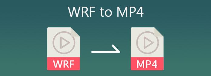 WRF en MP4