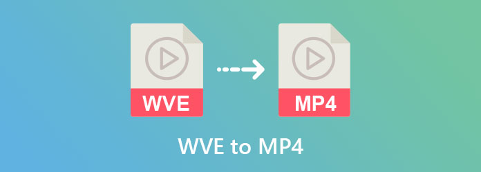 WVE в MP4